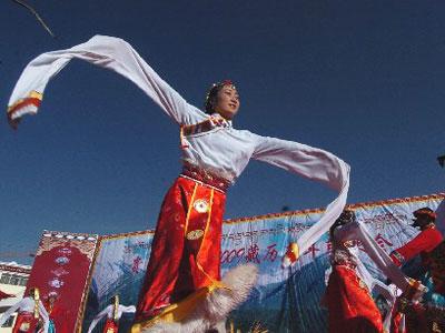 チベット歴新年 チベット歴新年−チベット旅行・チベット観光~「セイナン・スカイ・チベット」~チベ